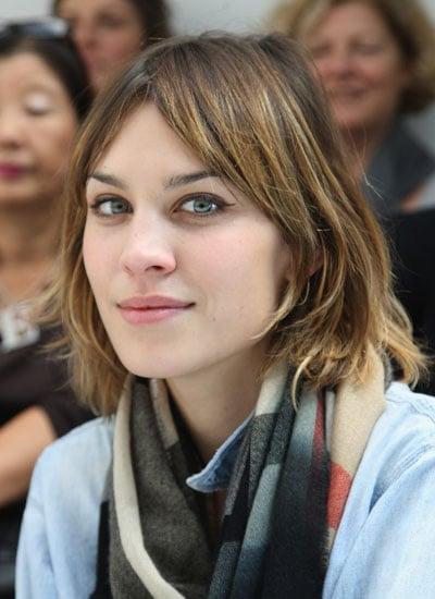 September 2009: Front Row at Margaret Howell Spring '10