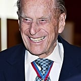 Prince Philip Out in London After Retirement May 2017