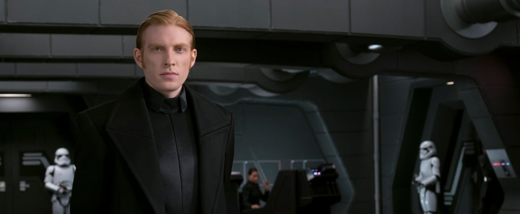Everything You Need to Know About Domhnall Gleeson's Star Wars Character, General Hux