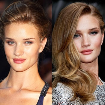 Which Transformers Hairstyle Looks Best on Rosie Huntington-Whiteley?
