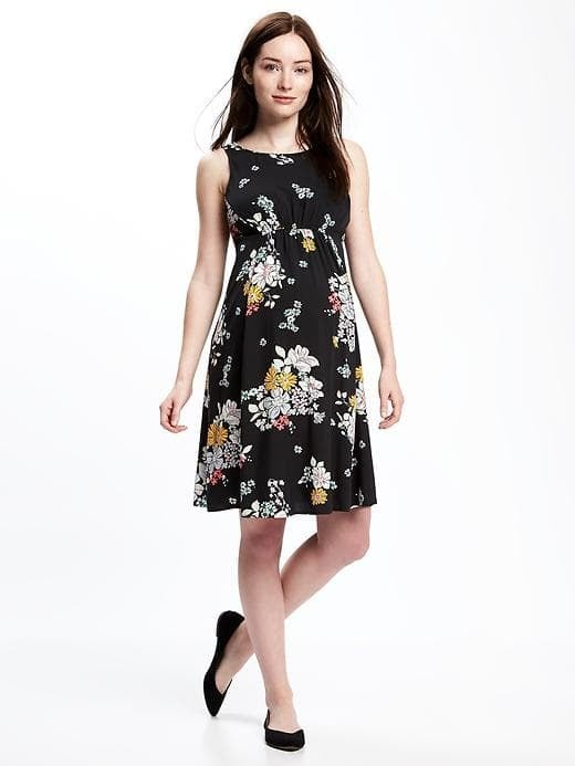 e29d776f911 Old Navy Maternity Floral-Print Shift Dress