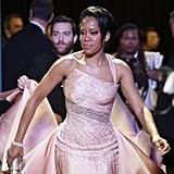 Regina King at the 2020 Oscars