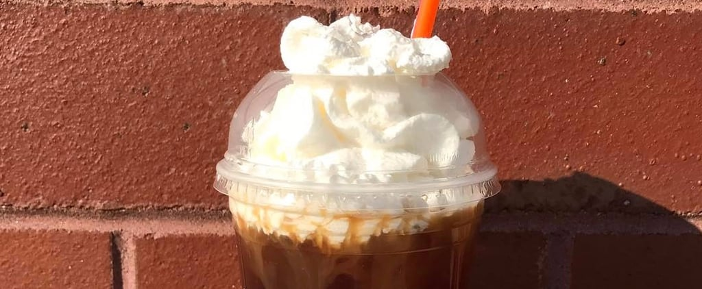This Is No Joke: Dunkin' Donuts Just Released Salted Whipped Cream Topping