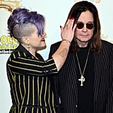 Kelly and Ozzy Osbourne brought their hilarious daughter-father dynamic to the Classic Rock Awards in LA on Tuesday.