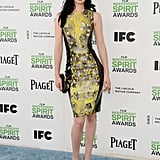 Krysten Ritter at the 2014 Spirit Awards