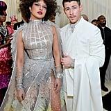 Nick Jonas as Littlefinger at the 2019 Met Gala