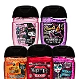 5-Pack Halloween PocketBac Hand Sanitizer Set