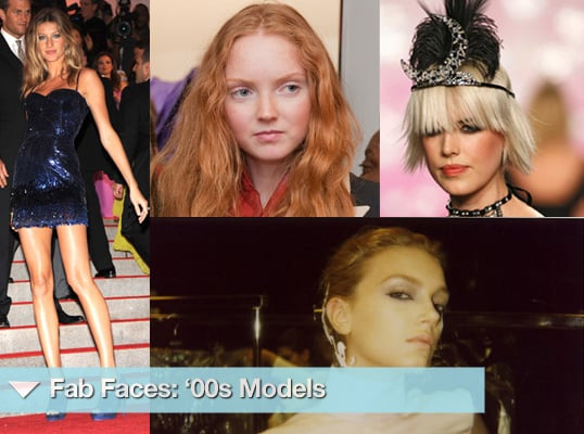 Photos of Models from '00s Gisele Bündchen, Agyness Deyn, Lily Cole