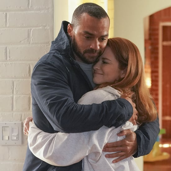 Sarah Drew Teases Jackson and April Grey's Anatomy Spinoff