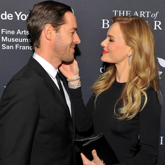 Newlyweds Kate Bosworth and Michael Polish at Bulgari Event
