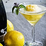 Limoncello and Prosecco Float
