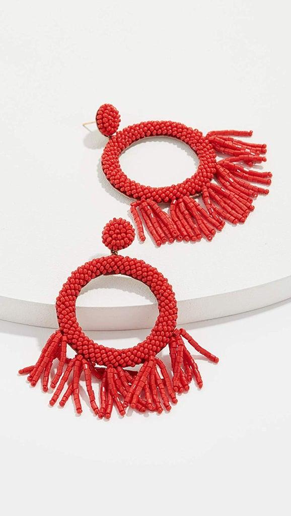 Deepa Gurnani Teeganx Earrings
