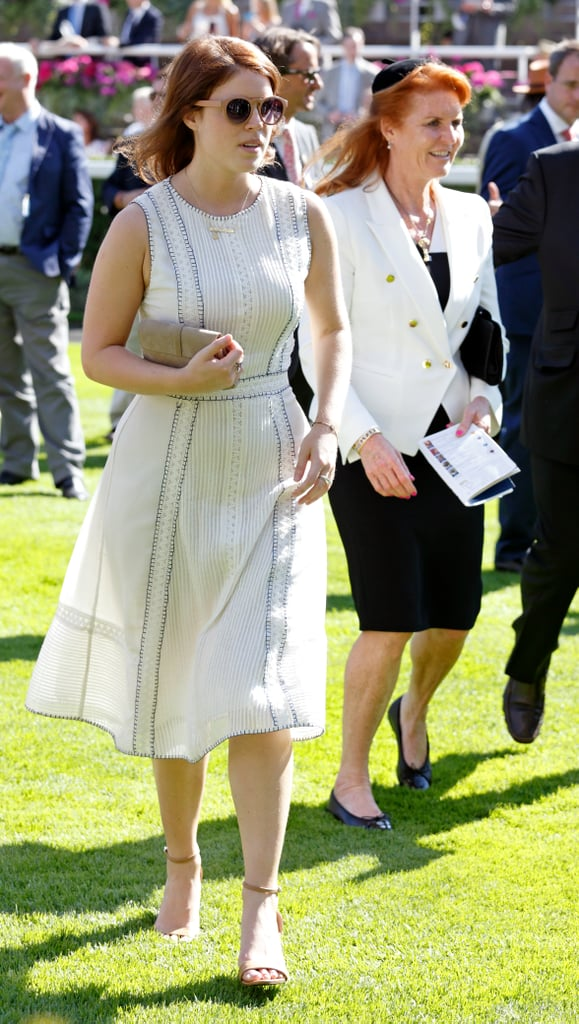 Princess Eugenie's Dress Will Likely Be a Classic Silhouette