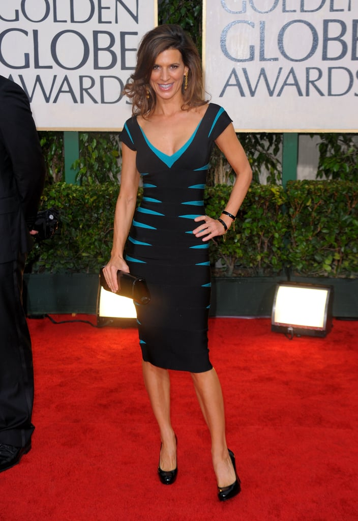 Photos from the Red Carpet at the 2010 Golden Globes 2010-01-18 13:40:54