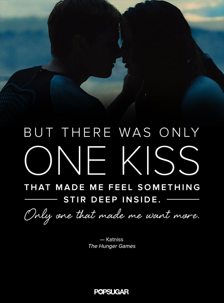 Hunger Games Quotes New Katniss The Hunger Games Quotes POPSUGAR Love Sex Photo 48