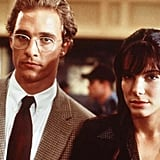There was that time she held her own alongside a young Matthew McConaughey.