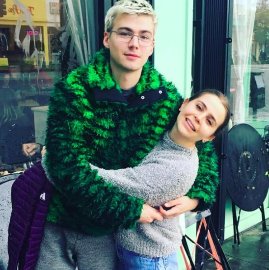 Miles Heizer and Mae Whitman Photos