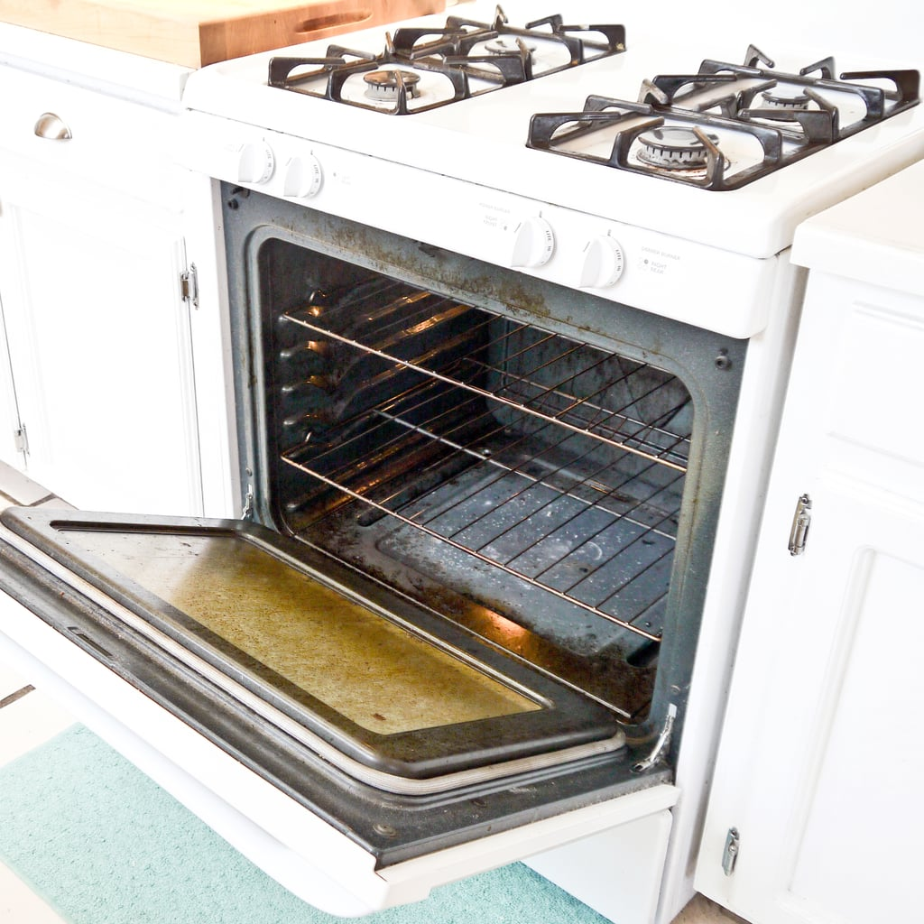Clean your oven.