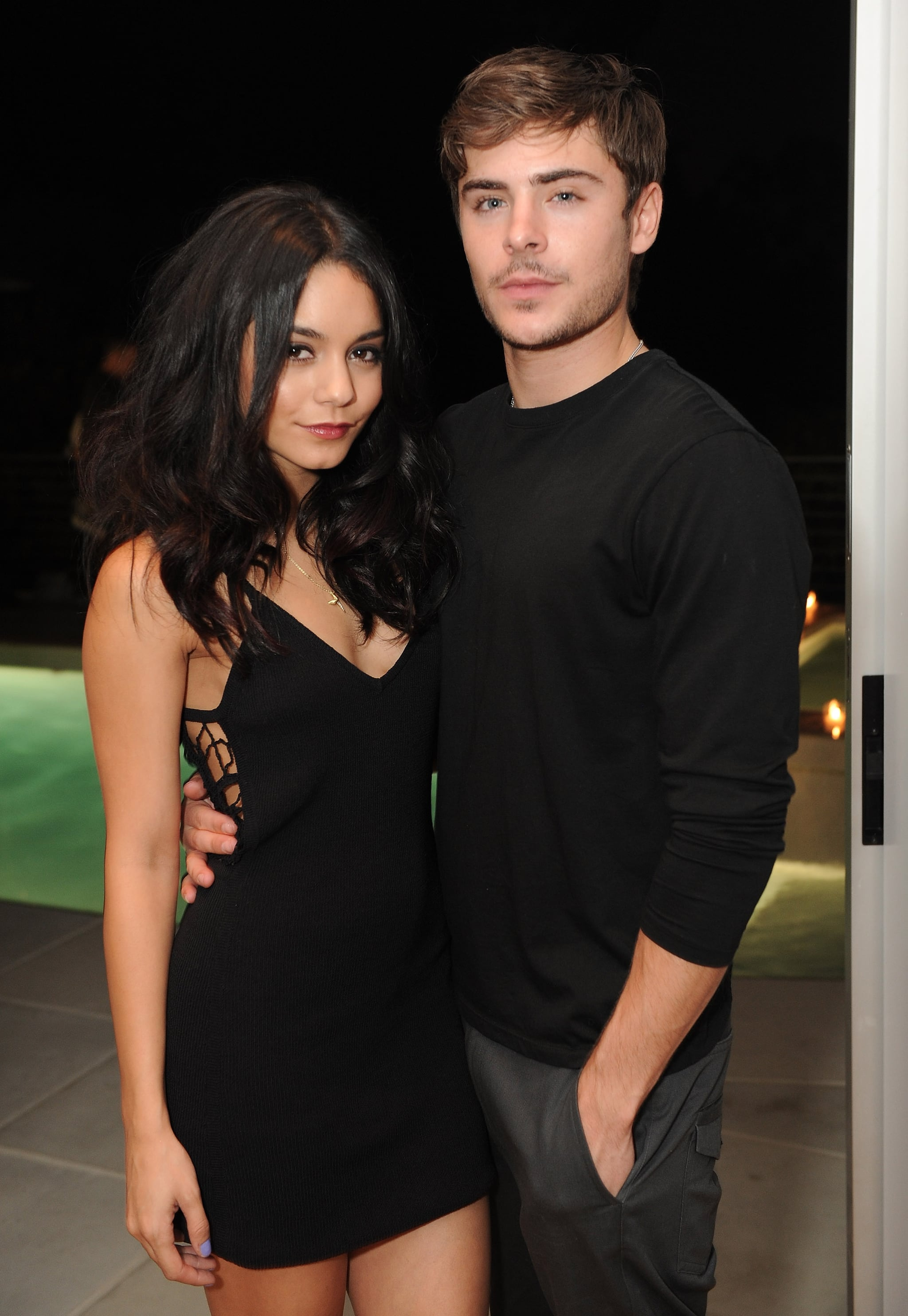 Girlfriend zac efron current Who Is