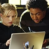Veronica and Wallace from Veronica Mars
