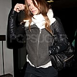 Kate Beckinsale Is on the Go Again Following Her Oscars Afterparty Fun