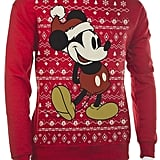Mickey Mouse Holiday Sweatshirt