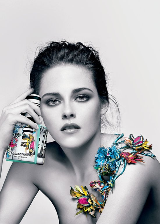 Every time something new surfaces from Kristen Stewart, our Twitter feed blows up with lovers and haters. So, it was no surprise this new Balenciaga Rosabotanica campaign was one of the biggest topics of conversation this week.  Photo courtesy of Balenciaga