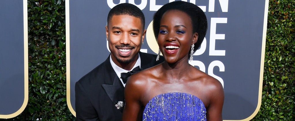 Lupita Nyong'o and Michael B. Jordan's Bet at Golden Globes