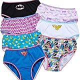 DC Superheroes Panty Set