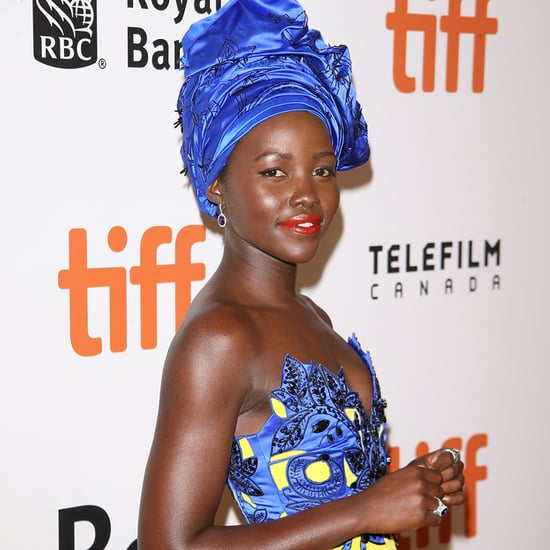 Lupita Nyong'o and Mobolaji Dawodu at TIFF 2016 | Pictures