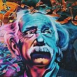 Einstein was a failing student.