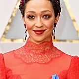 When Ruth Negga's Most Powerful Accessory Was an ACLU Ribbon