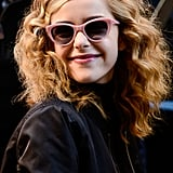 Kiernan Shipka With Blond Curly Hair in 2017