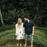Engagement Shoot in Bali
