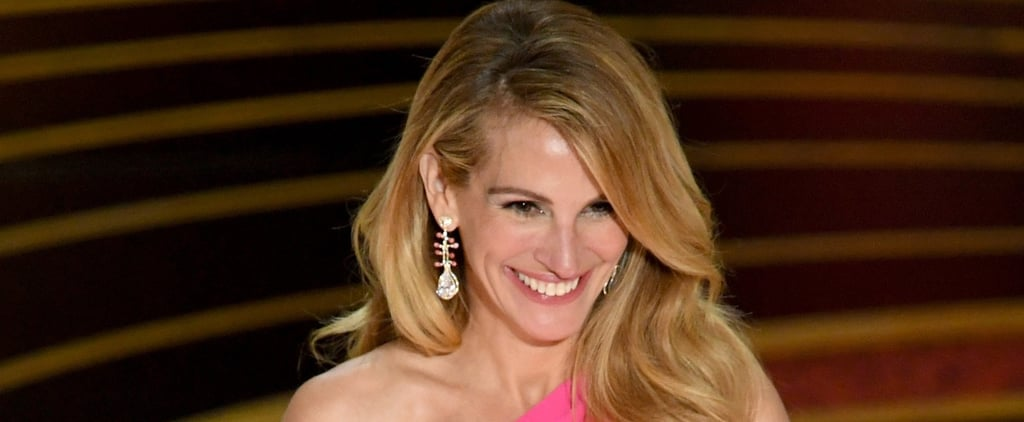 Julia Roberts Earrings at the Oscars 2019