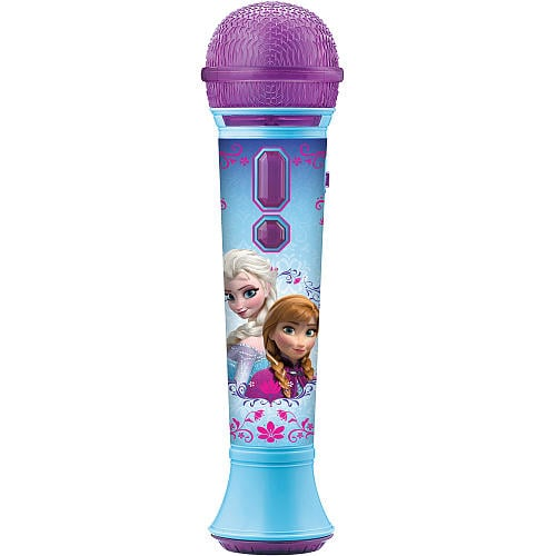 Frozen MP3 Microphone