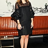 Lucy Yeomans at Net-a-Porter's party at Omar's. Neil Rasmus/BFAnyc.com