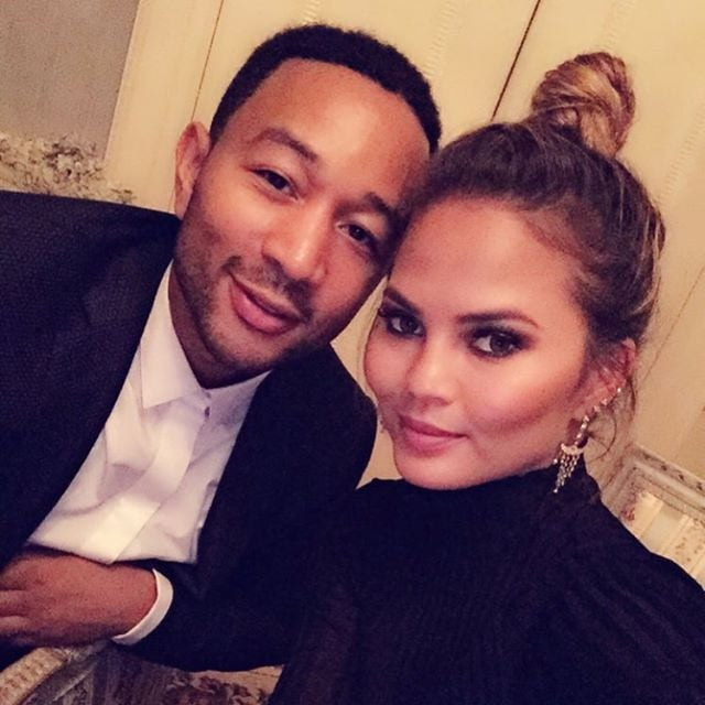 "Chrissy Teigen and John Legend got a head start on their anniversary celebration on Saturday. The couple, who wed on Sept. 14, 2013, commemorated the special occasion with a night out at the ballet. Chrissy, who recently shared her brutally honest secret to a successful marriage, took to Instagram to share a snap from the performance, writing, ""My secret love, the ballet, gifted to me by my not-so-secret love. There is never a show running when we are in town and I am always left with just my ballet dreams. You are perfect. I love you, my bear. Happy anniversary!!"" She then followed it up with a shot of John watching football at the dinner table, adding, ""My gift. College football. Happy anniversary!!"" John also treated his social media followers to a picture of him and Chrissy, captioned, ""Anniversary weekend with my beautiful wife."" The pair tied the knot in an intimate ceremony at Lake Como, Italy, in 2013, and throughout their relationship, the singer and model have given us plenty of adorable displays of their affection. Keep reading to see more of their special night and then check out their cutest moments together!"
