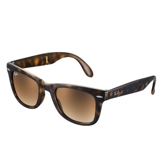 Sunglasses, $239.95, Rayban at Sunglass Hut.  Ph: 1800 556 926