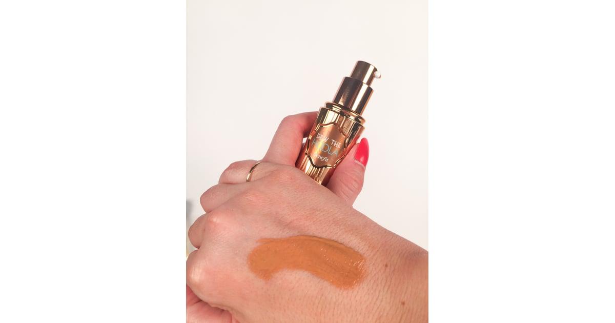 Dew The Hoola Soft-Matte Liquid Bronzer For Face   Benefit ...