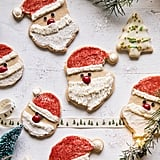 Chai-Spiced Santa Cookies