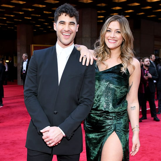 The Cutest Photos of Darren Criss and Mia Swier