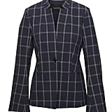 Banana Republic Windowpane Blazer