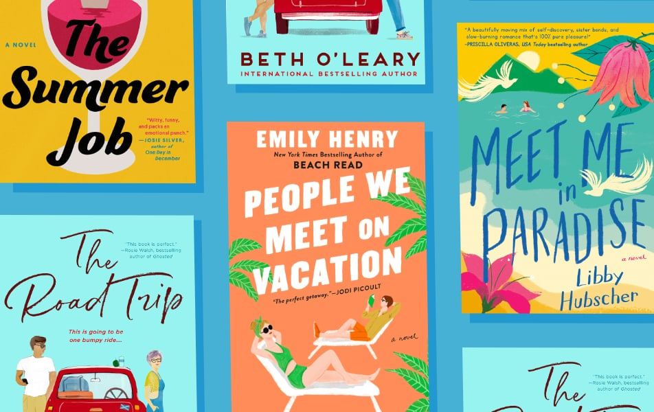 The Best Romance Books About Travel to Read This Summer
