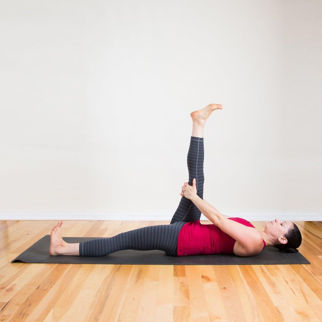 Reclining Hamstring Stretch