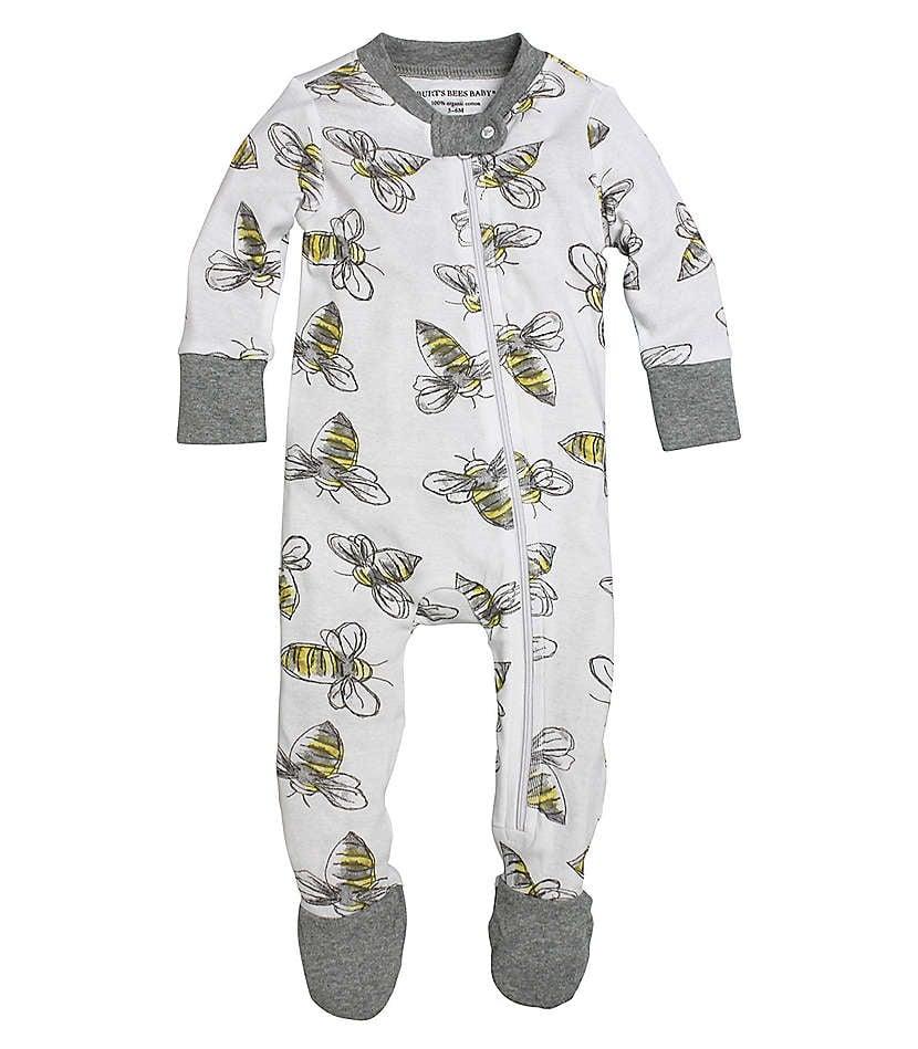 Burt's Bees Baby Watercolor Bee Sleeper