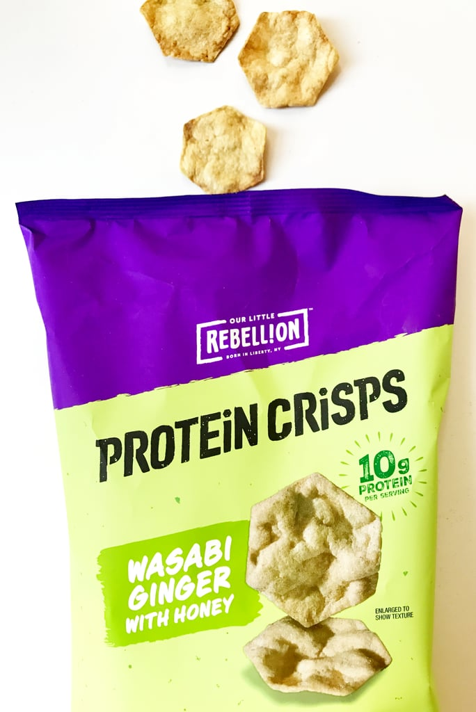 Our Little Rebellion Protein Crisps in Wasabi Ginger