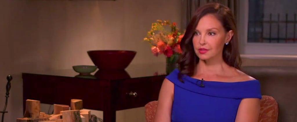 Ashley Judd Talks About Harvey Weinstein ABC Interview Oct.