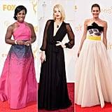 Uzo Aduba, Margot Robbie, and Allison Williams