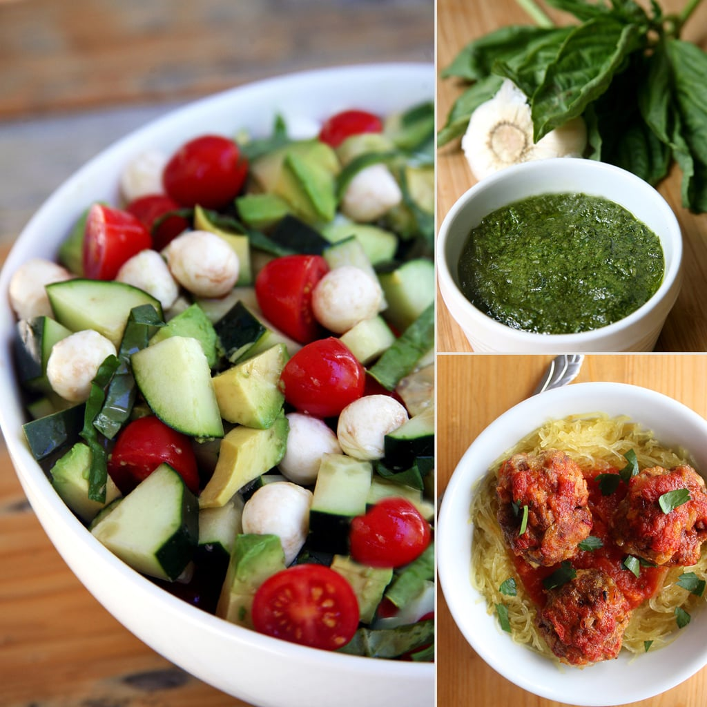 Healthy italian food recipes popsugar fitness for About italian cuisine